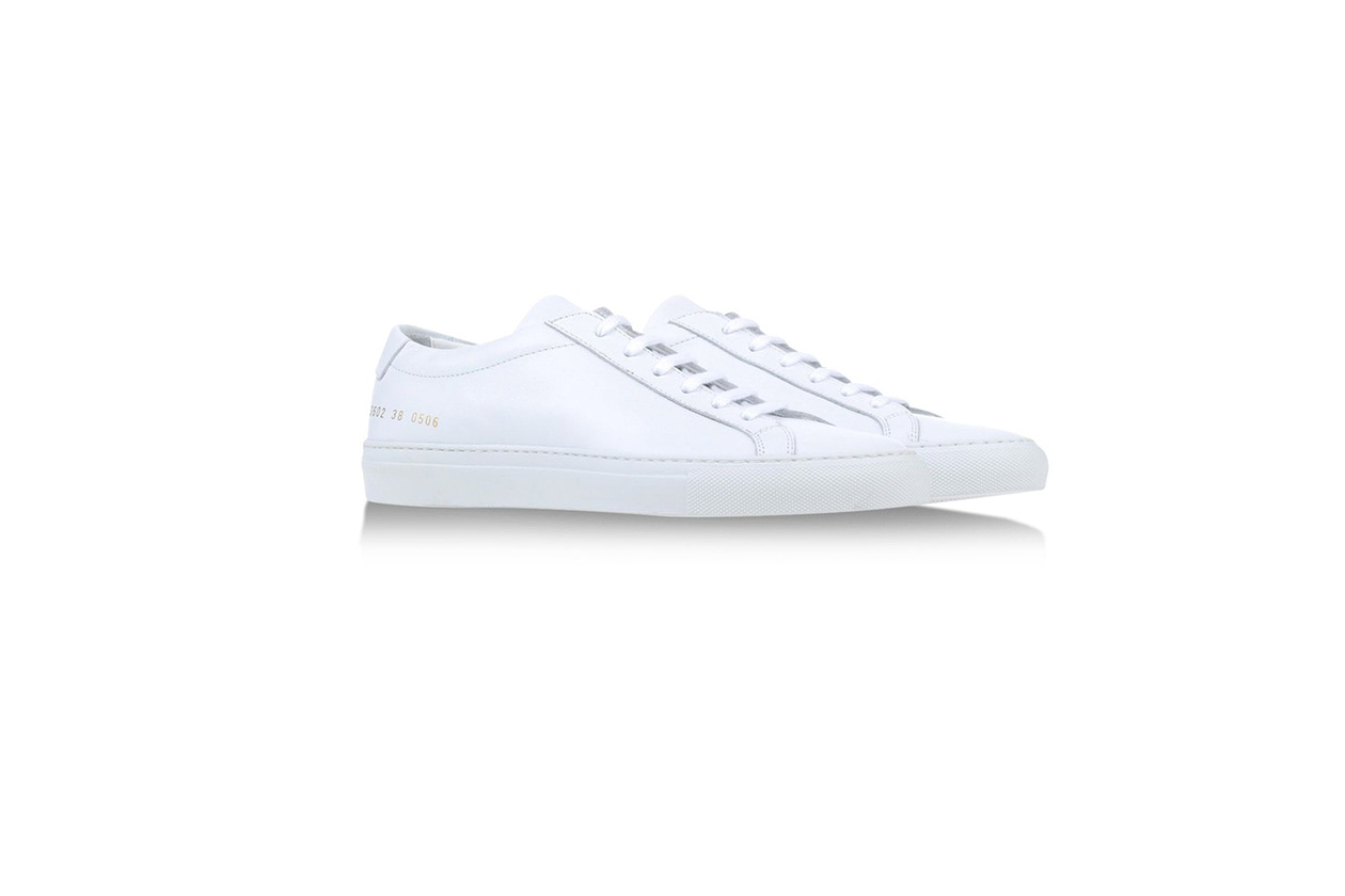 Fashion GTL Gamine Parisienne woman by common projects