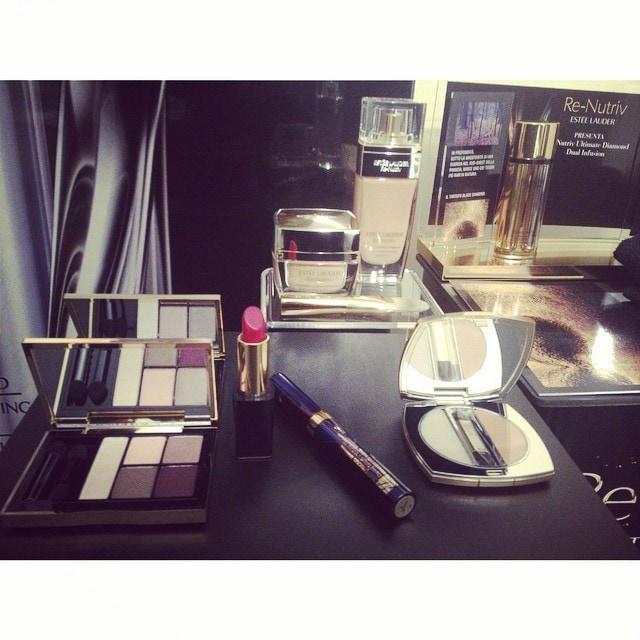 Estée Lauder Re-Nutriv Three minute Make up – Nelle Profumerie Limoni @limoniprofumi #grazia4renutriv #esteelauder