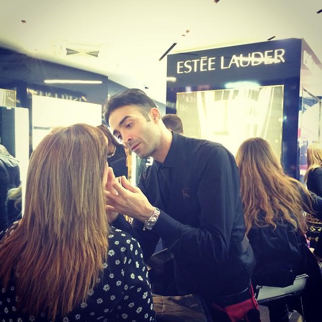 Proviamo il make-up e i trattamenti 3 minutes di Estée Lauder da Sephora #grazia4renutriv