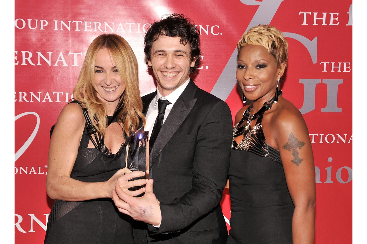 2009 vinto award Fashion Group International's 26th annual Night of Stars at Cipriani