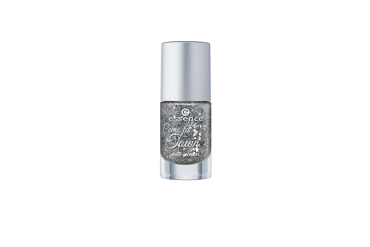 ARGENTO: Essence – Come To Town Nailpolish Silver