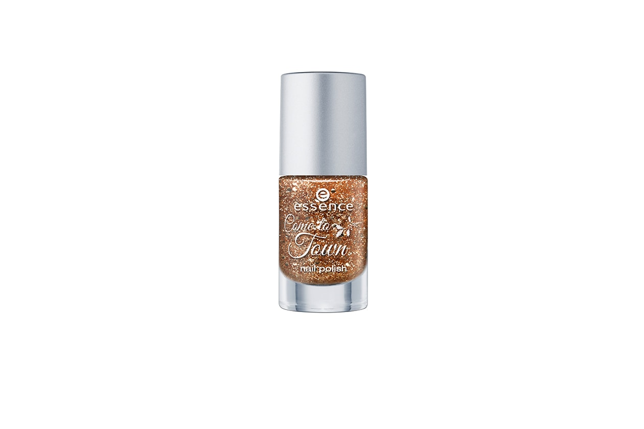 BRONZO: Essence – Come To Town Nailpolish Gold