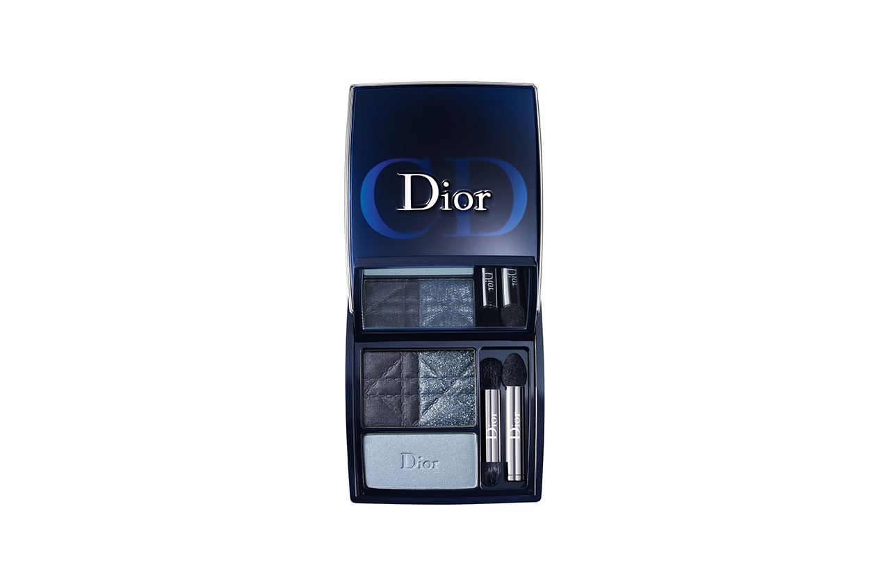 Beyoncé beauty look: Dior 3 Couleurs Smoky Smoky Navy