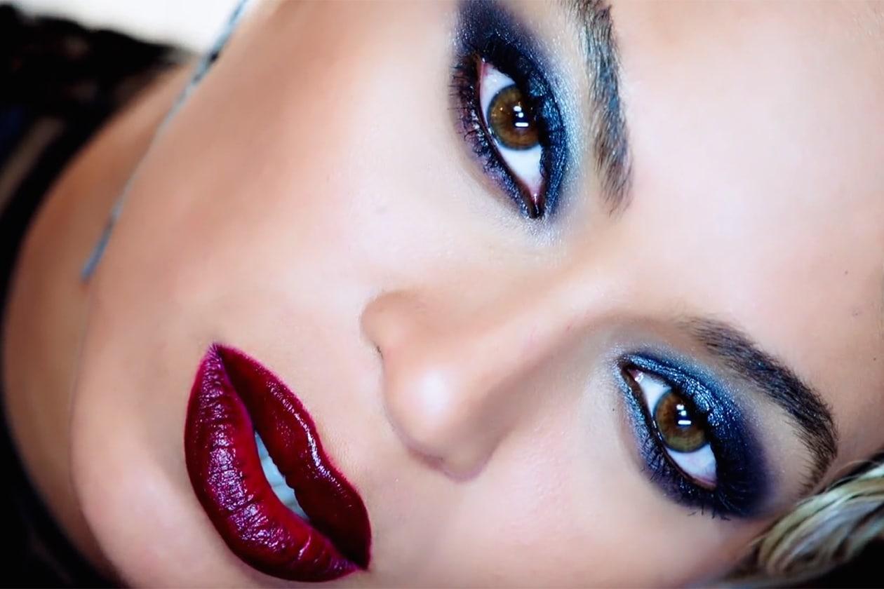 Beyoncé beauty look: classico smokey eyes per lo sguardo