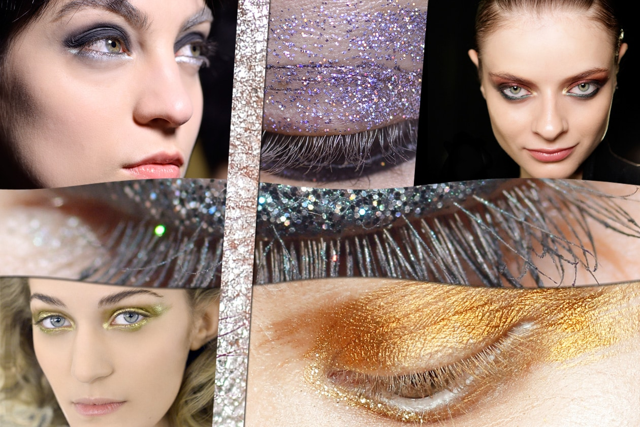 COVER make up glitter