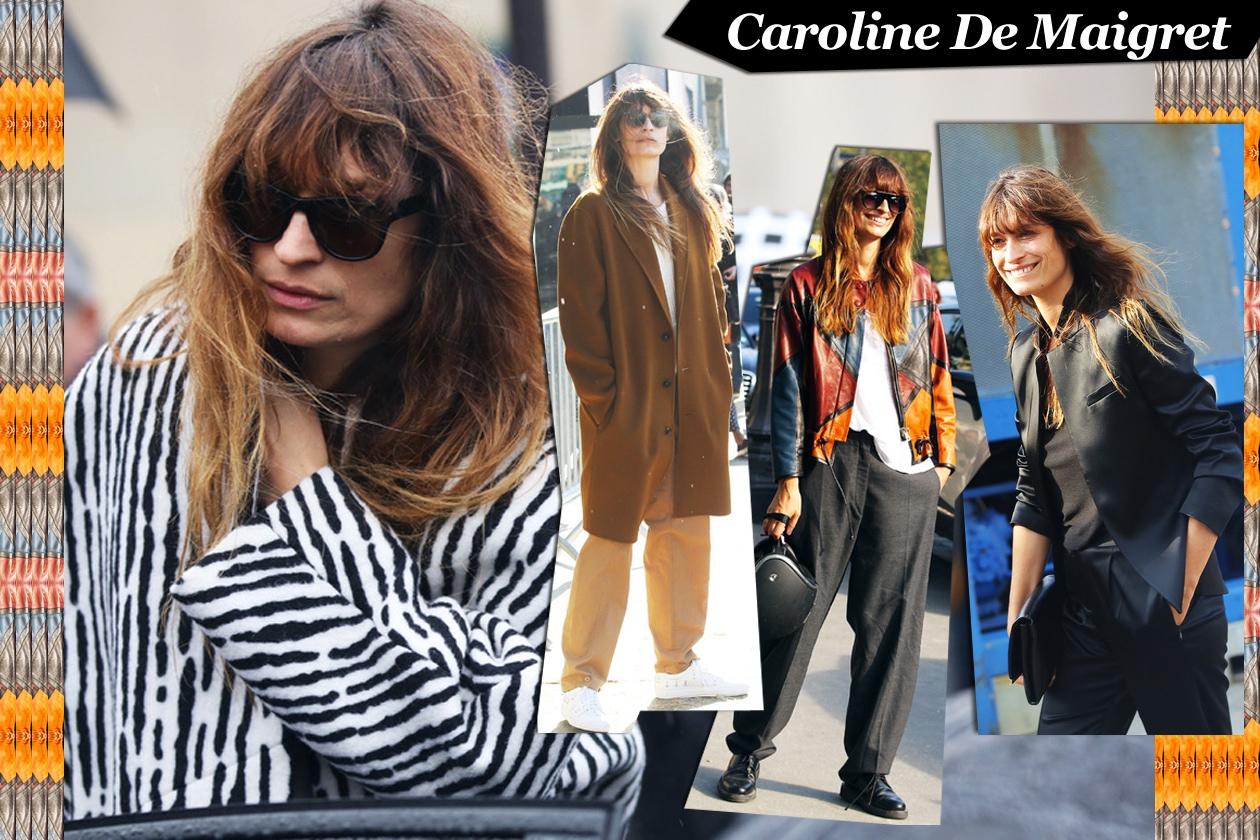 Caroline De Maigret: icona rock