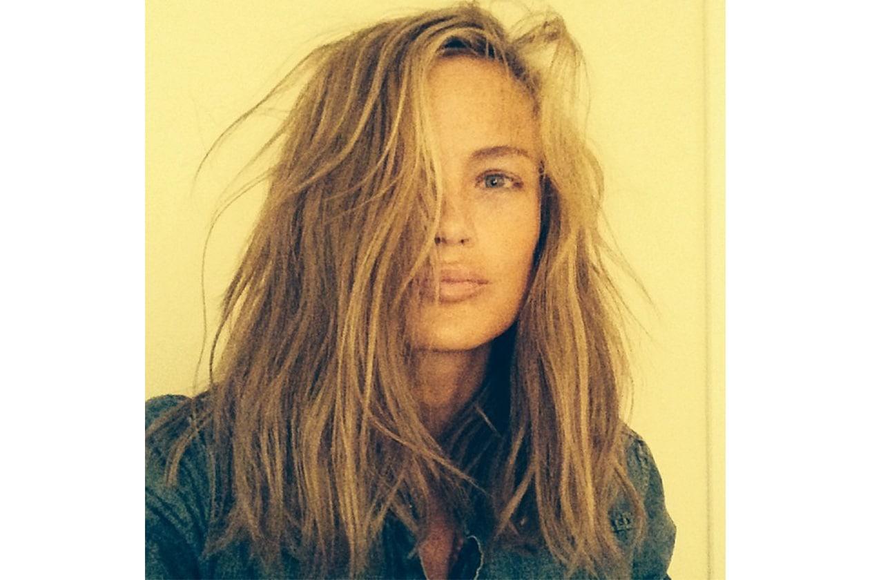 Carolyn Murphy capelli: bed head hair
