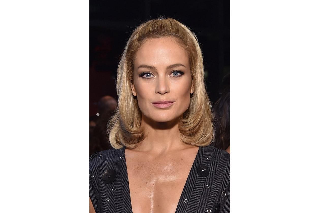 Carolyn Murphy capelli: elegant hair