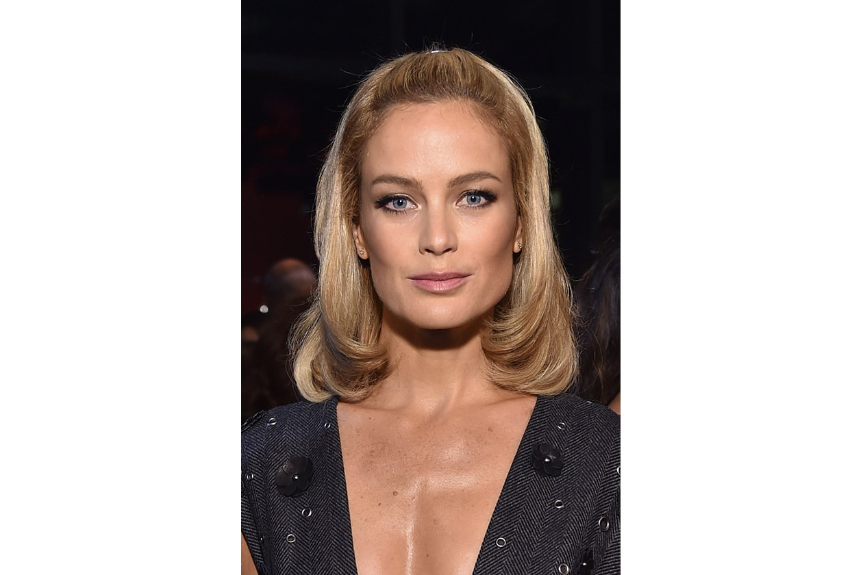 Carolyn Murphy capelli: elegant hair