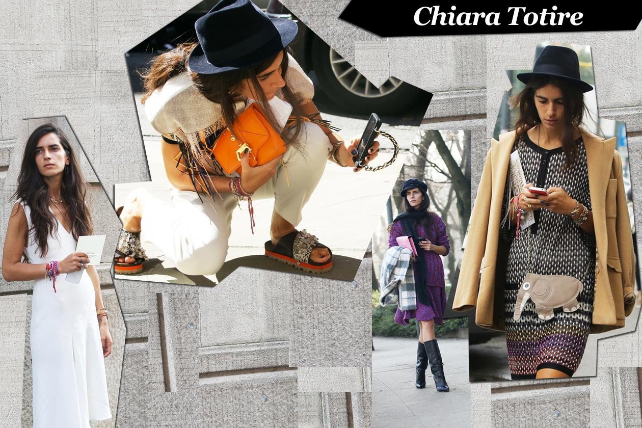Chiara Totire: hippie urbano