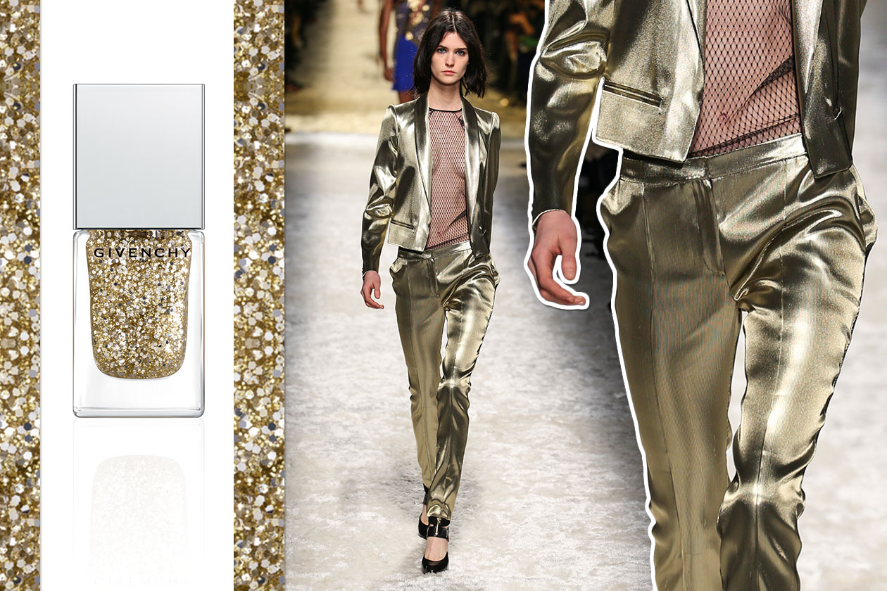 Chic color oro