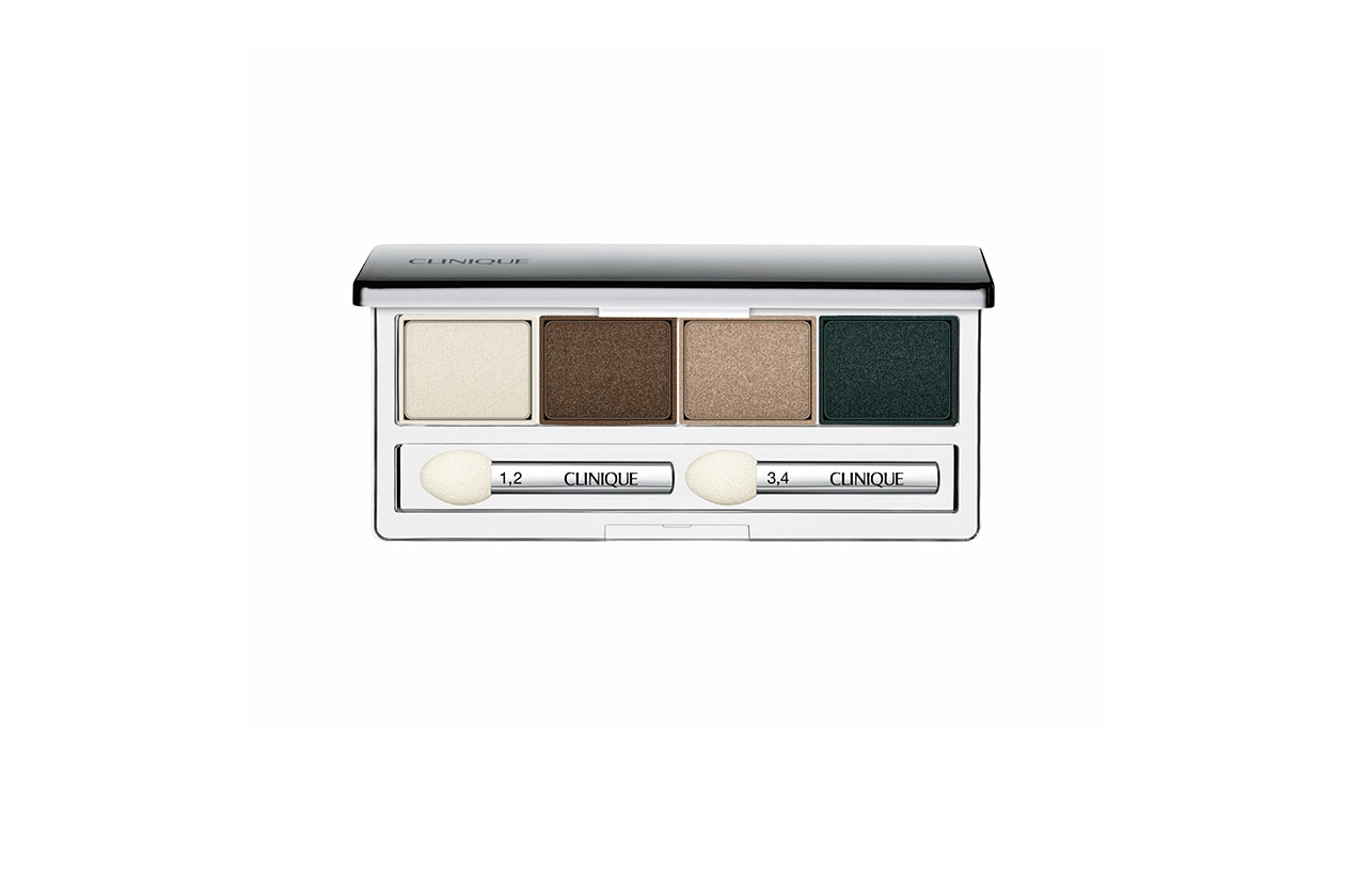 Clinique EyeShadow Quad Jenna's Ess
