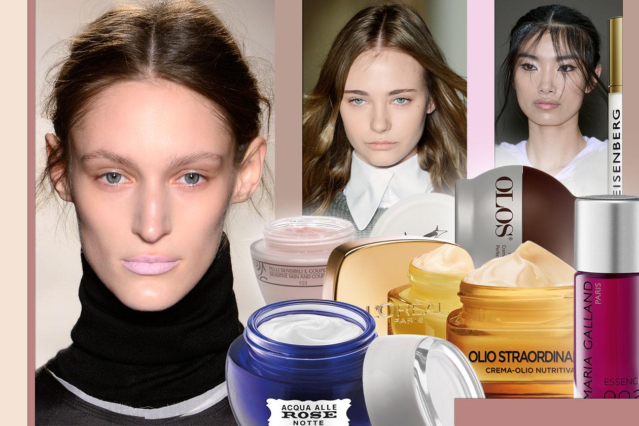 Creme viso idratanti anti freddo: la selezione di Grazia.IT