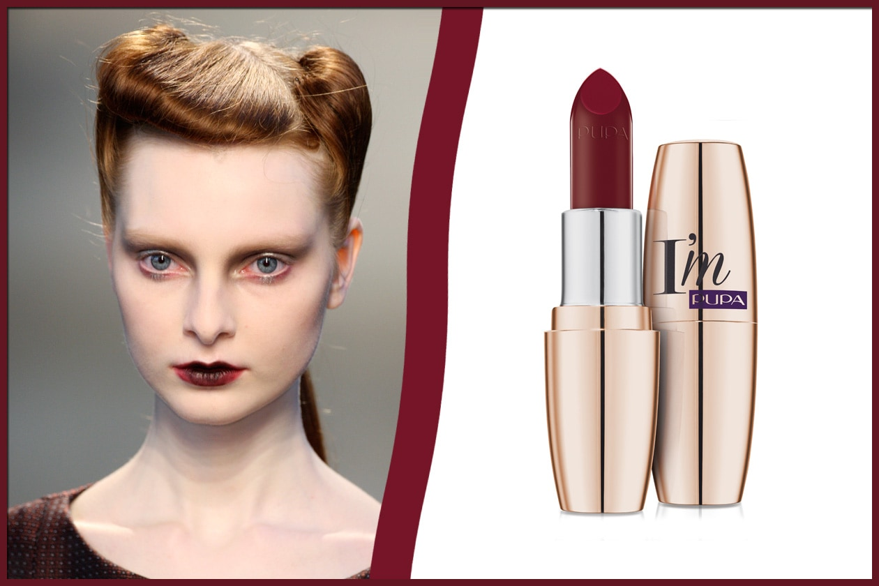 DARK: Antonio Marras – I'm Lipstickin 002 Berry Violet diPupa