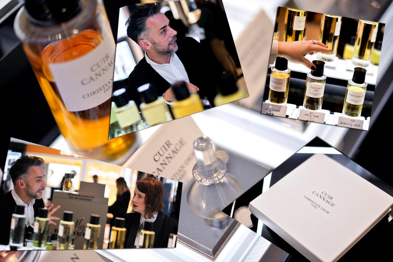 DIOR BEAUTY EXPERIENCE: ALLA SCOPERTA DELLE FRAGRANZE Collection Privée Christian Dior