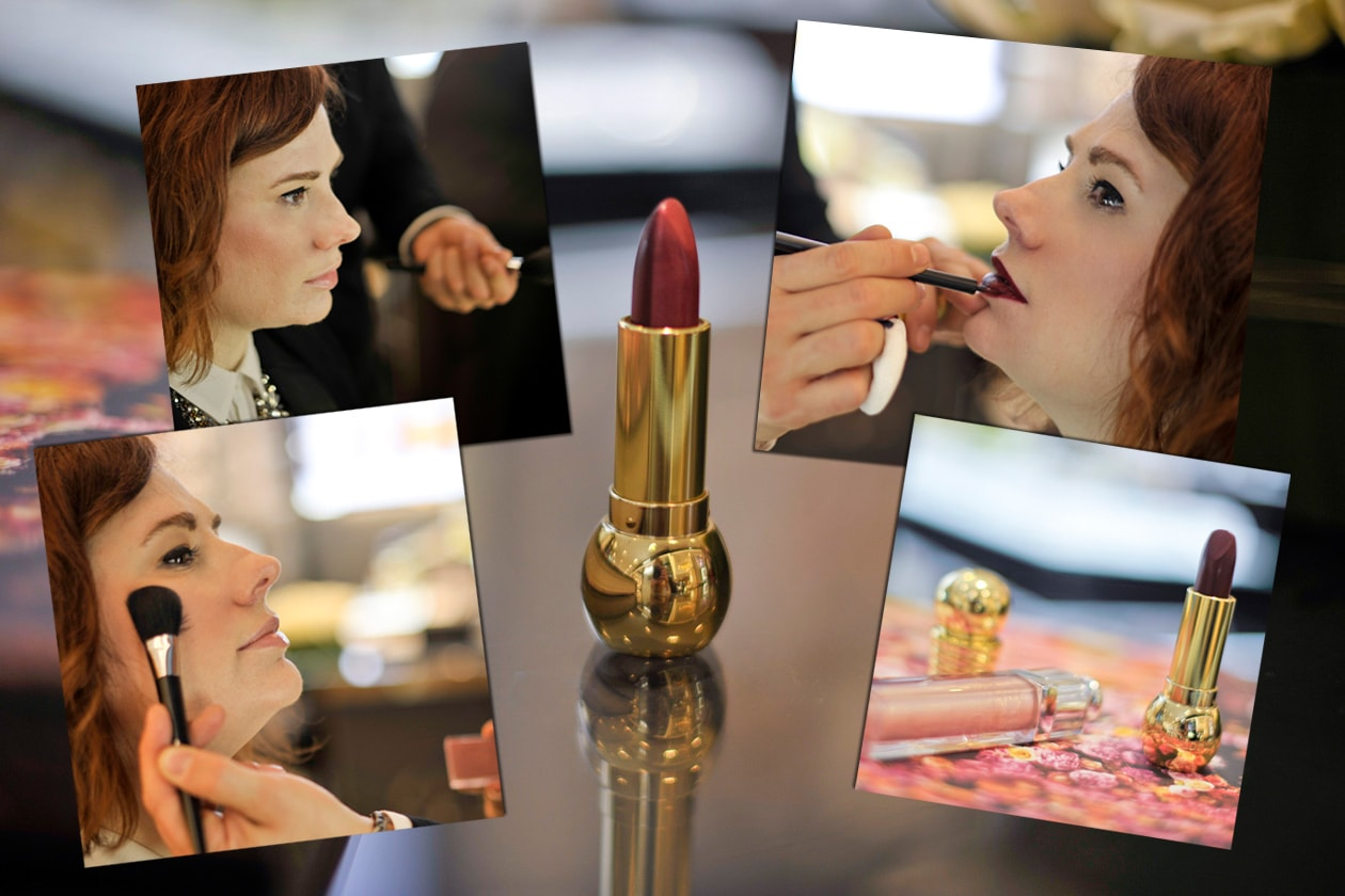 DIOR BEAUTY EXPERIENCE: IL MAKE UP