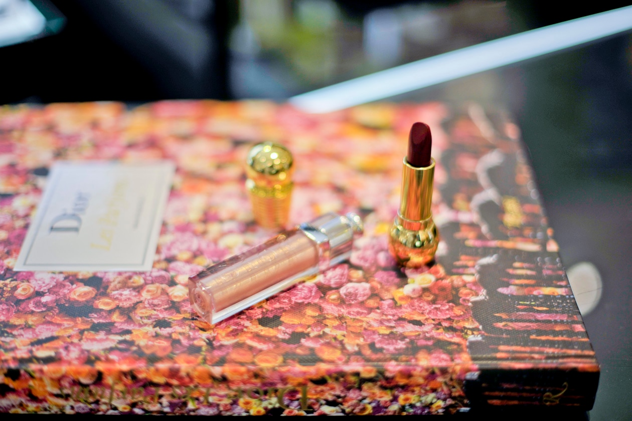 DIOR MAKE UP: IL ROSSETTO DIORIFIC E IL GLOSS