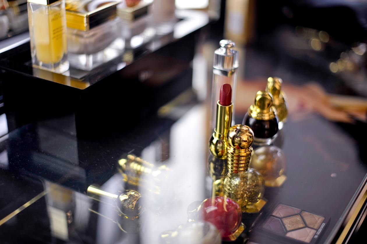 DIOR MAKE UP: LA COLLEZIONE NATALIZIA GOLDEN SHOCK