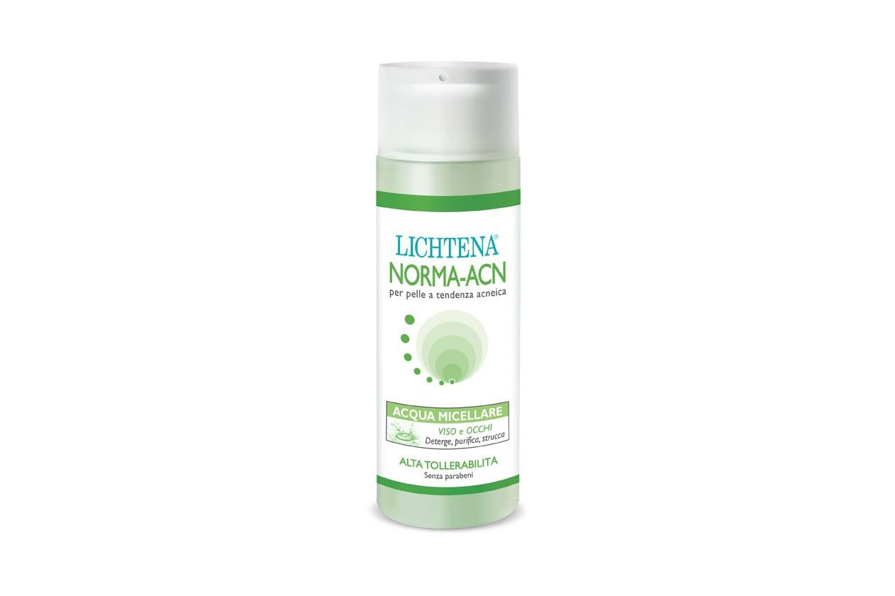 Detergenti viso: Lichtena Norma-Acn Acqua Micellare