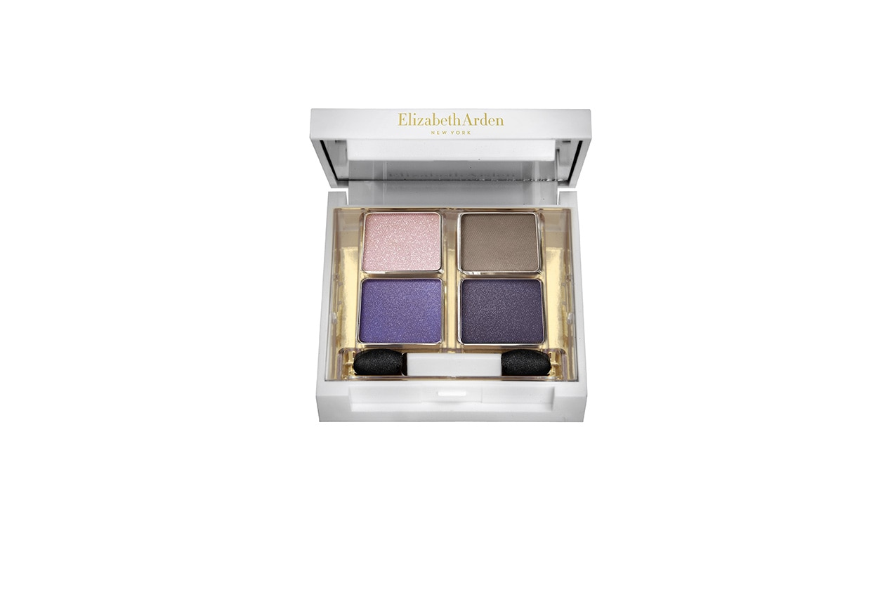 Elizabeth Arden Beautiful Color Eye Shadow Quad Push Purples