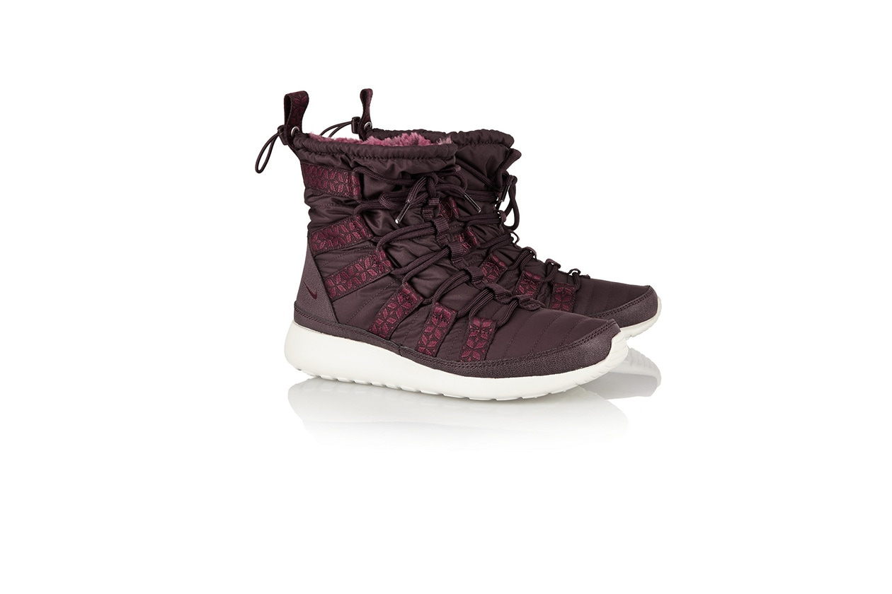 FASHION Stivali da montagna nike roshe run hi net