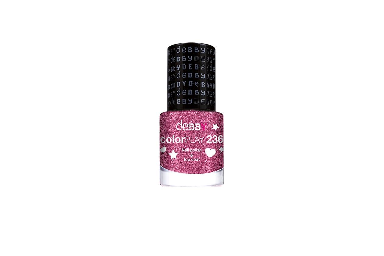 FUCSIA: Debby – ColorPLAY Glitter 236
