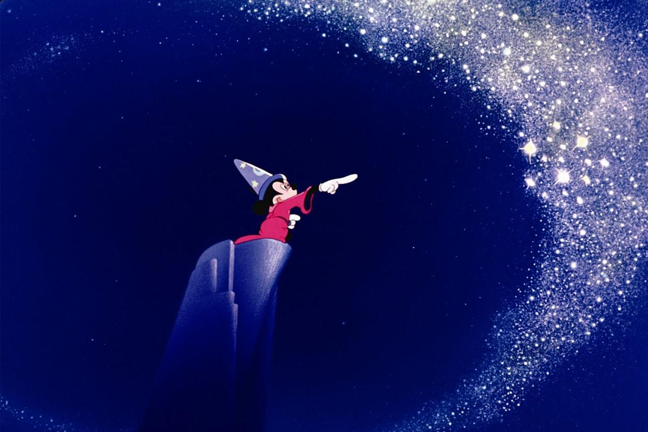 Fantasia, Disney, Natale