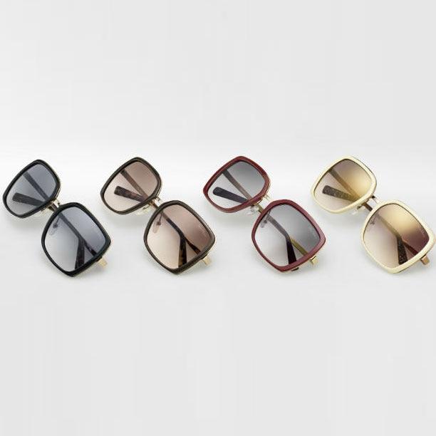 Gli occhiali della primavera 2015 di MAX MARA