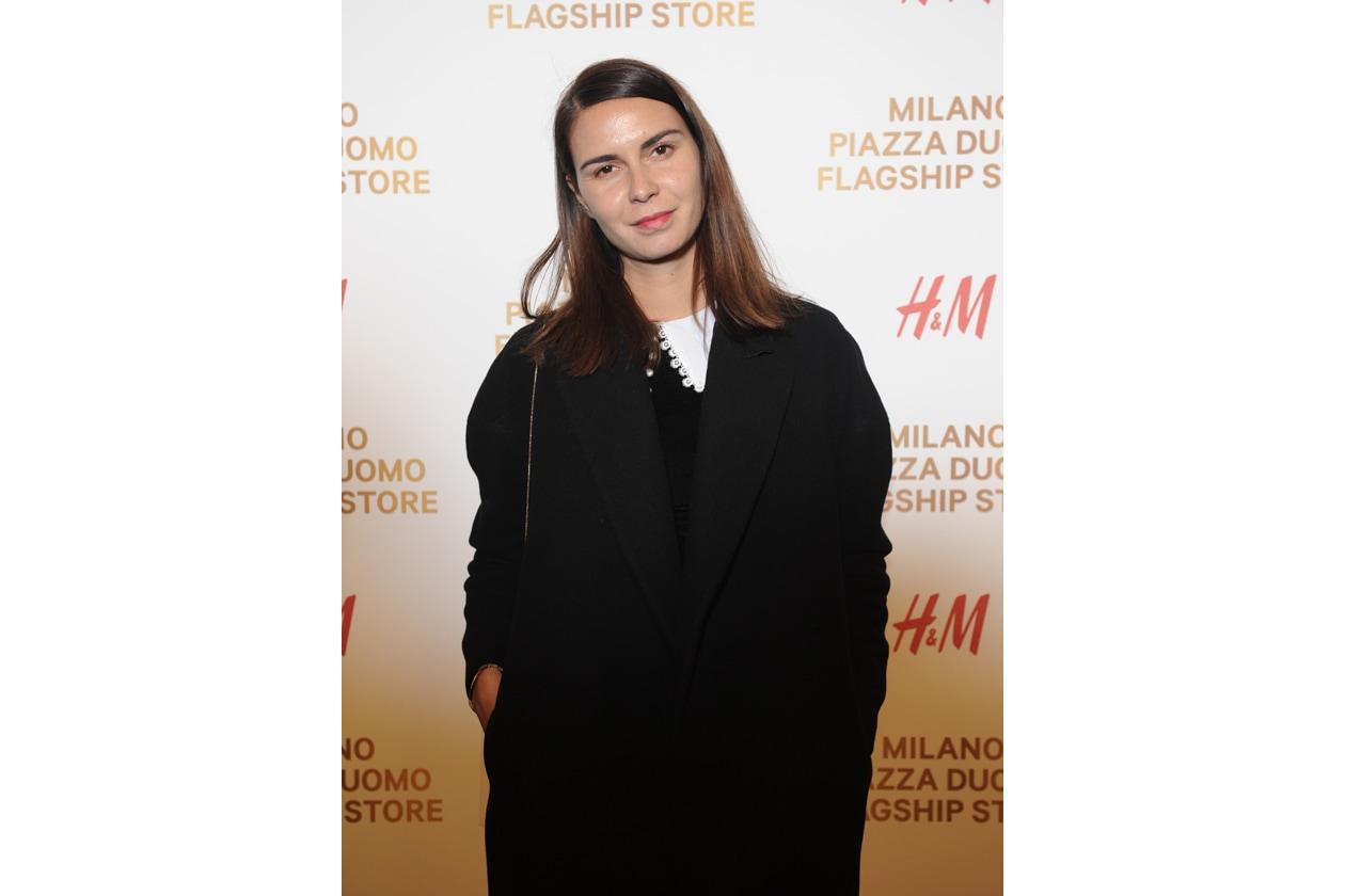 HM Milano Duomo 10 dicembre 2014 Jane Balzarini