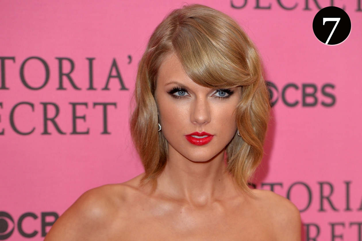 I beauty look più belli del 2014 – Il bob di Taylor Swift
