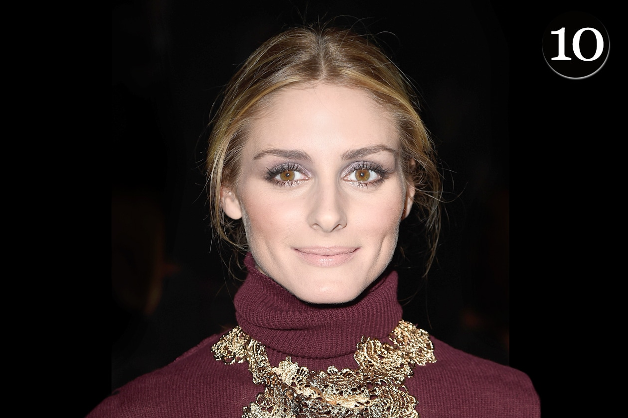 I beauty look più belli del 2014 – Lo smokey eyes di Olivia Palermo