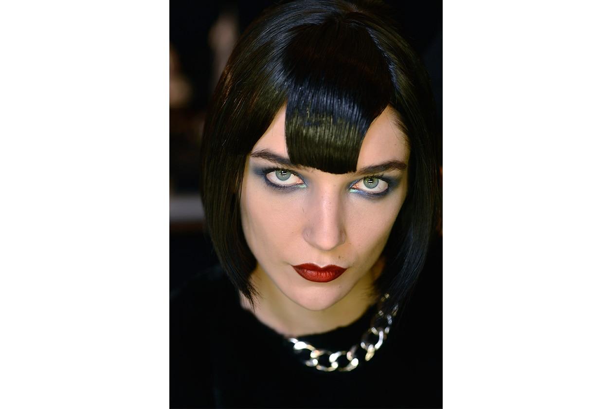 Il make up della sfilata Anna Sui AI 14-15