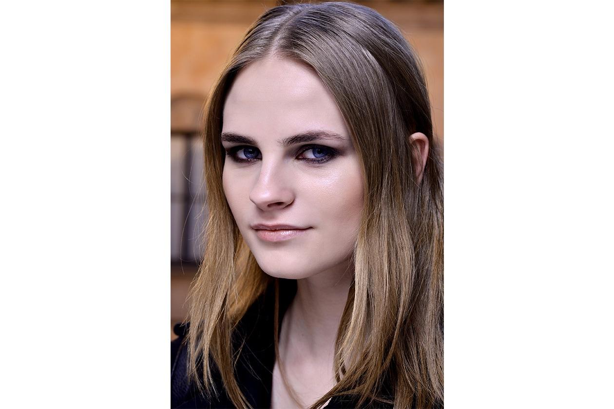 Il make up della sfilata Cividini AI 14-15