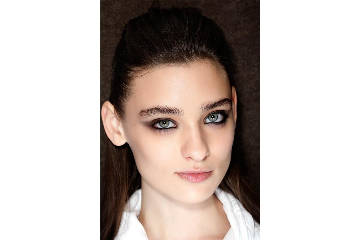 Il make up della sfilata Valentin Yudashkin AI 14-15