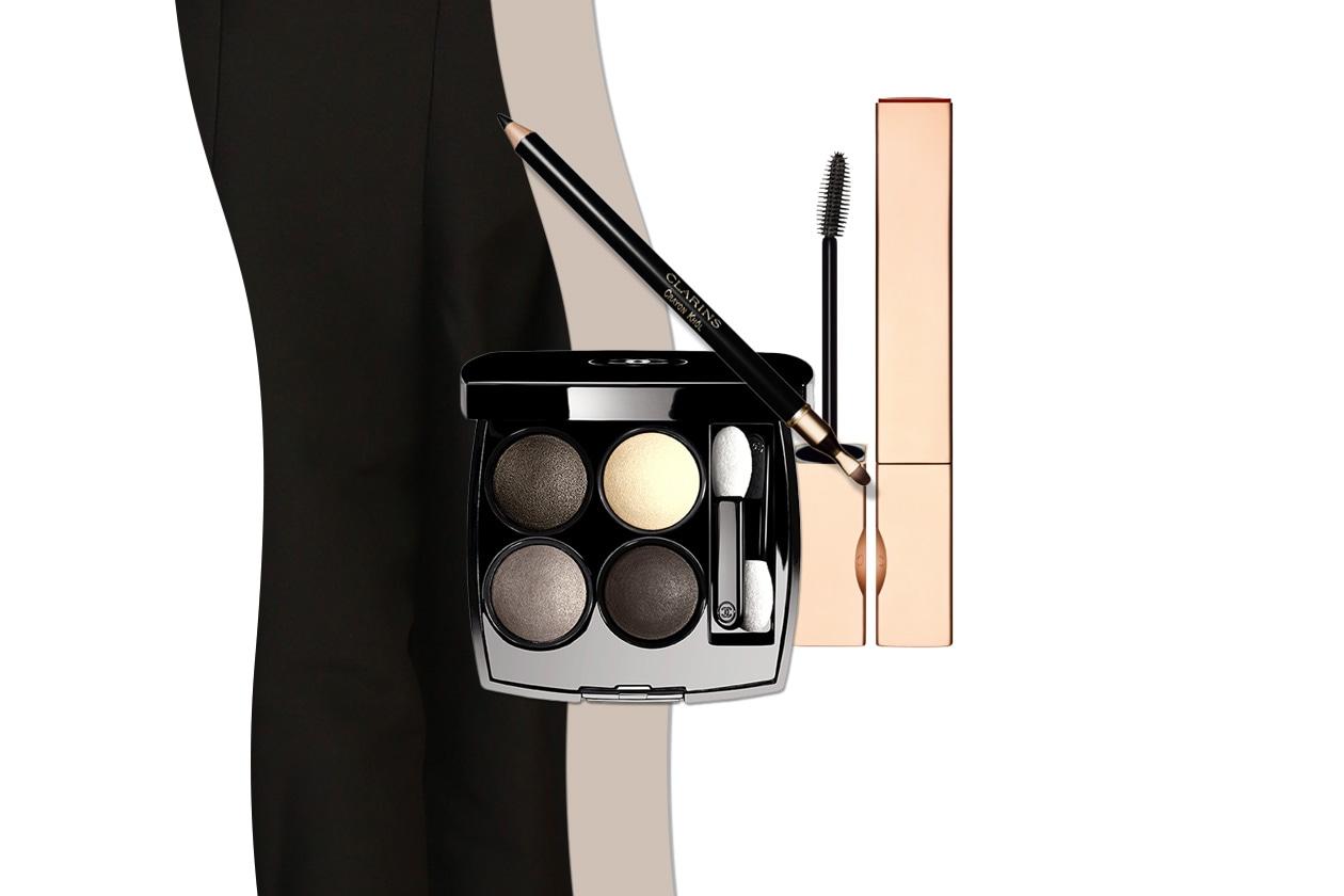 Il make up di Lily è perfetto per le serate speciali quando non si vuole passare inosservate (Chanel – Clarins)