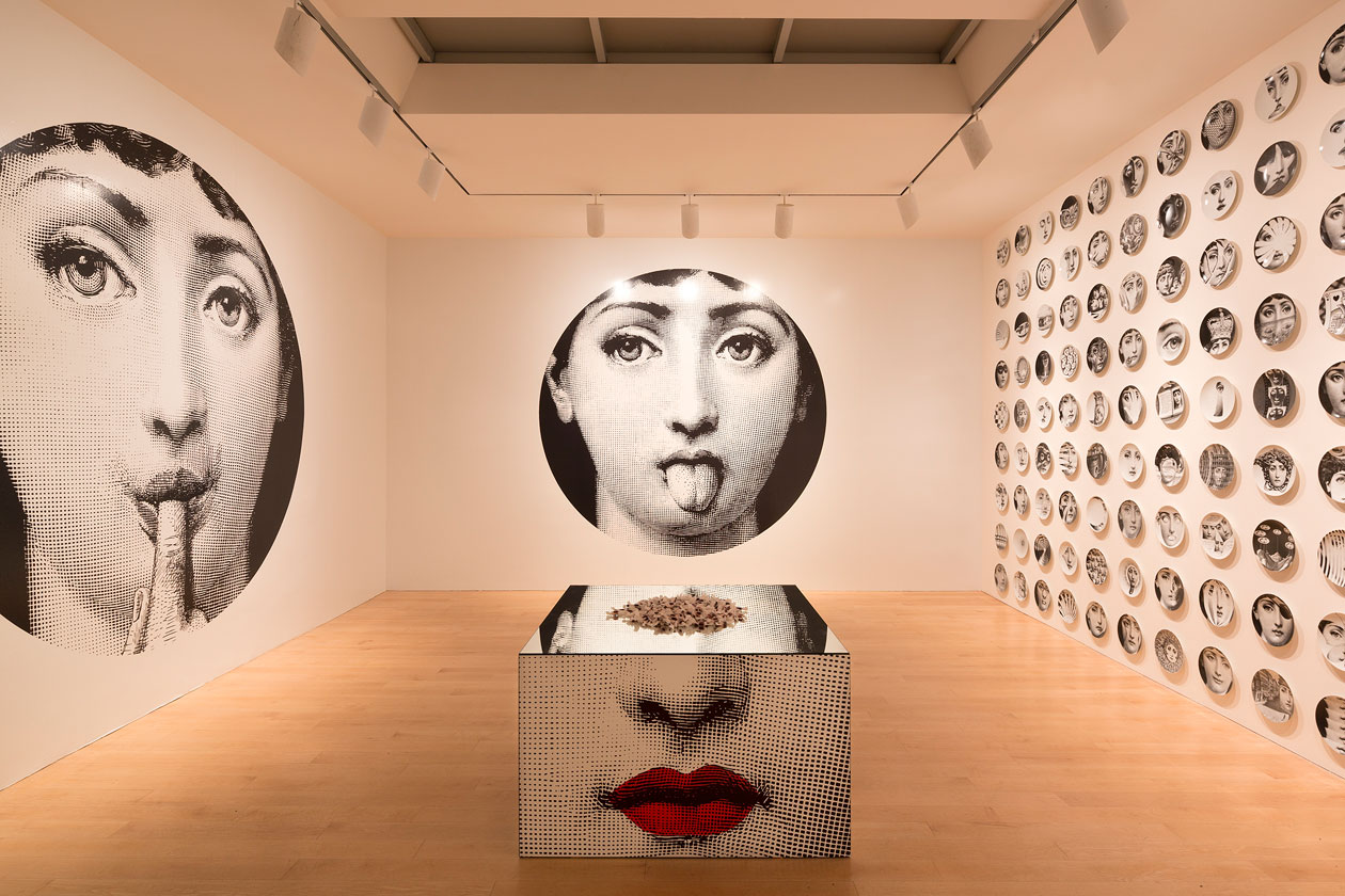 Installazione Five Senses Fornasetti for Valentino credit PH KAUFMAN (1)