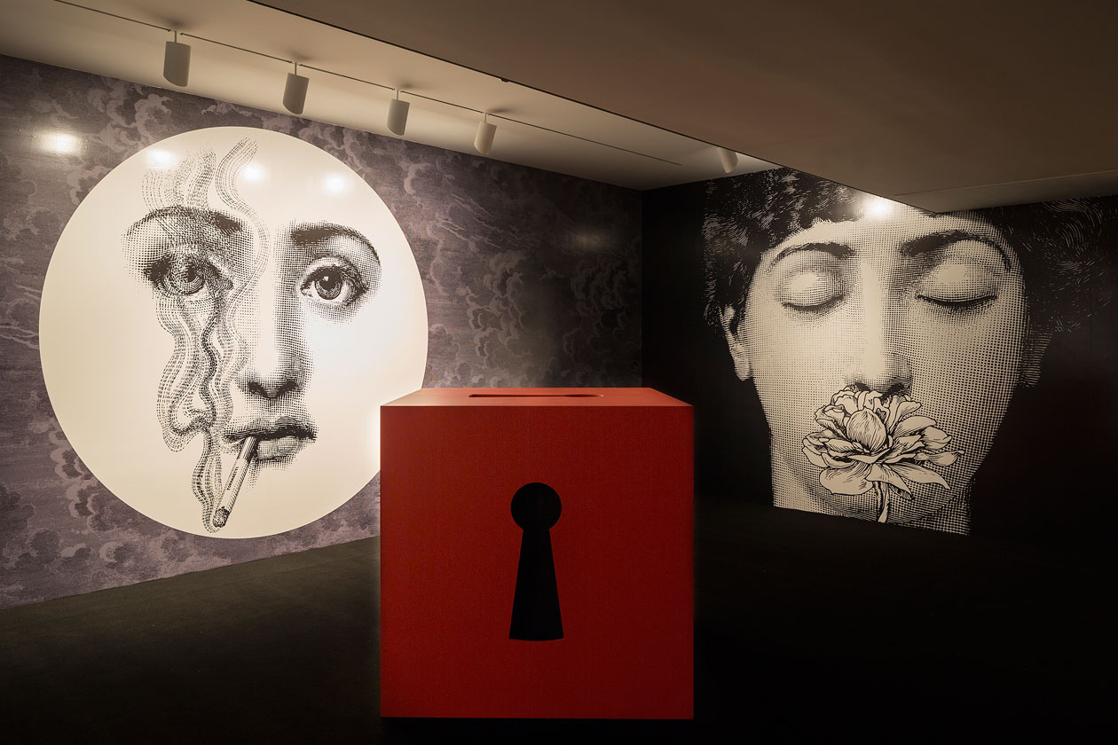 Installazione Five Senses Fornasetti for Valentino credit PH KAUFMAN (4)