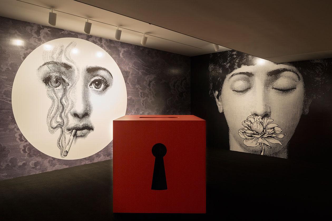 Installazione Five Senses Fornasetti for Valentino credit PH KAUFMAN (4)