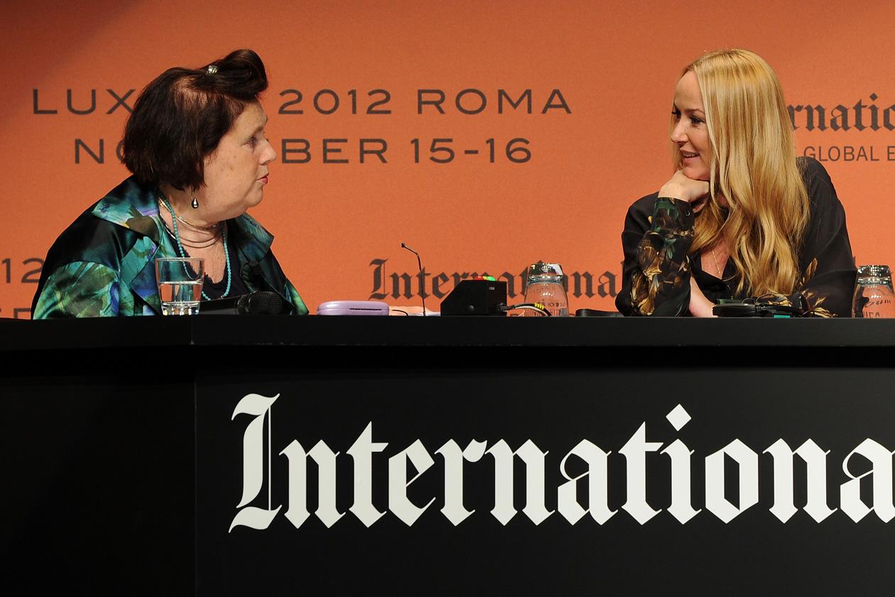 International Herald Tribune's Luxury Business Conference 2012