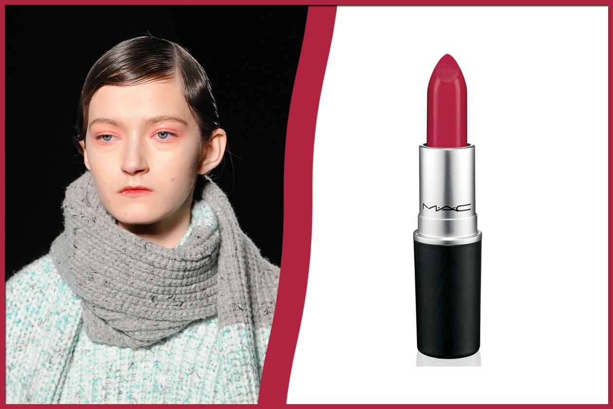 Jonathan Saunders – TheMatte Lip Lipstick in Damn Glamorous diMac Cosmetics