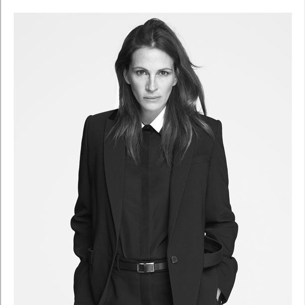 Julia Roberts nuova musa della campagna Givenchy PE 2015