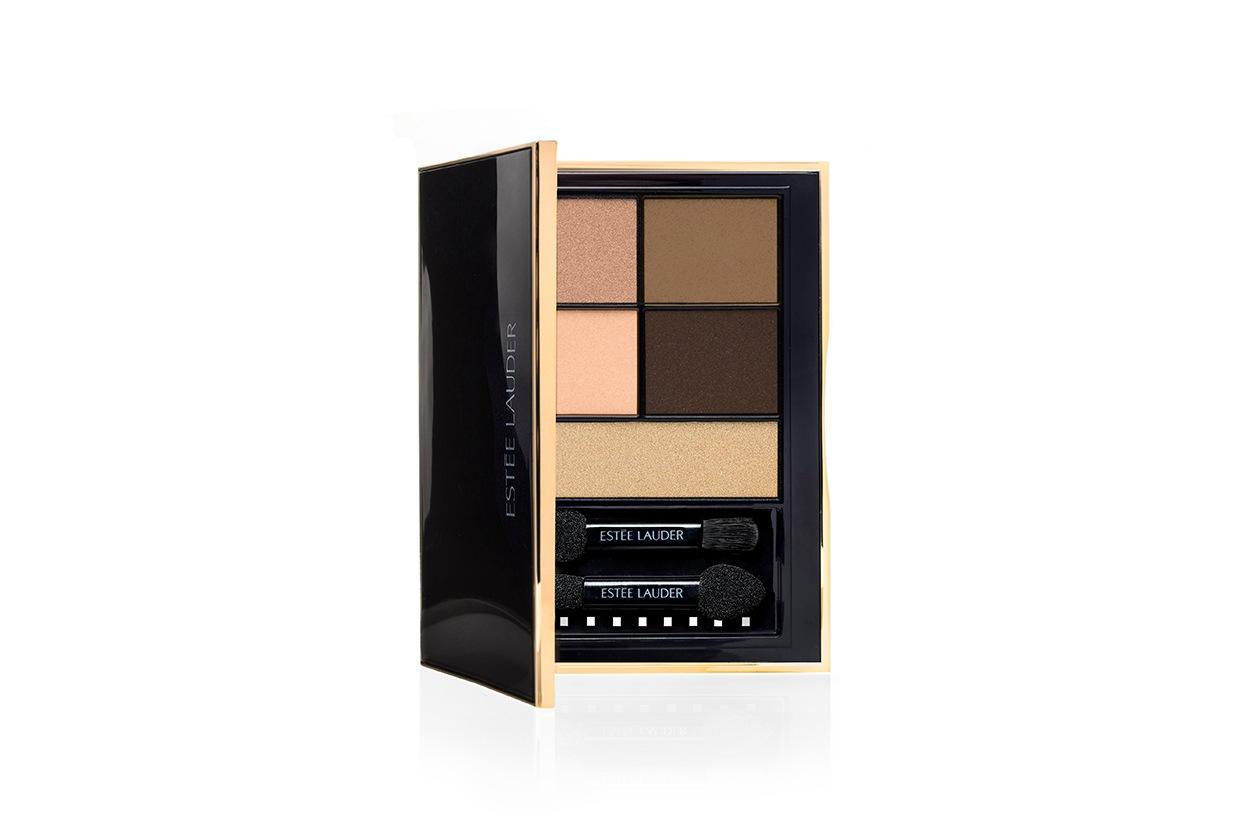 Kendall Jenner beauty look: Estée Lauder Pure Color Envy Palette in Fiery Saffron