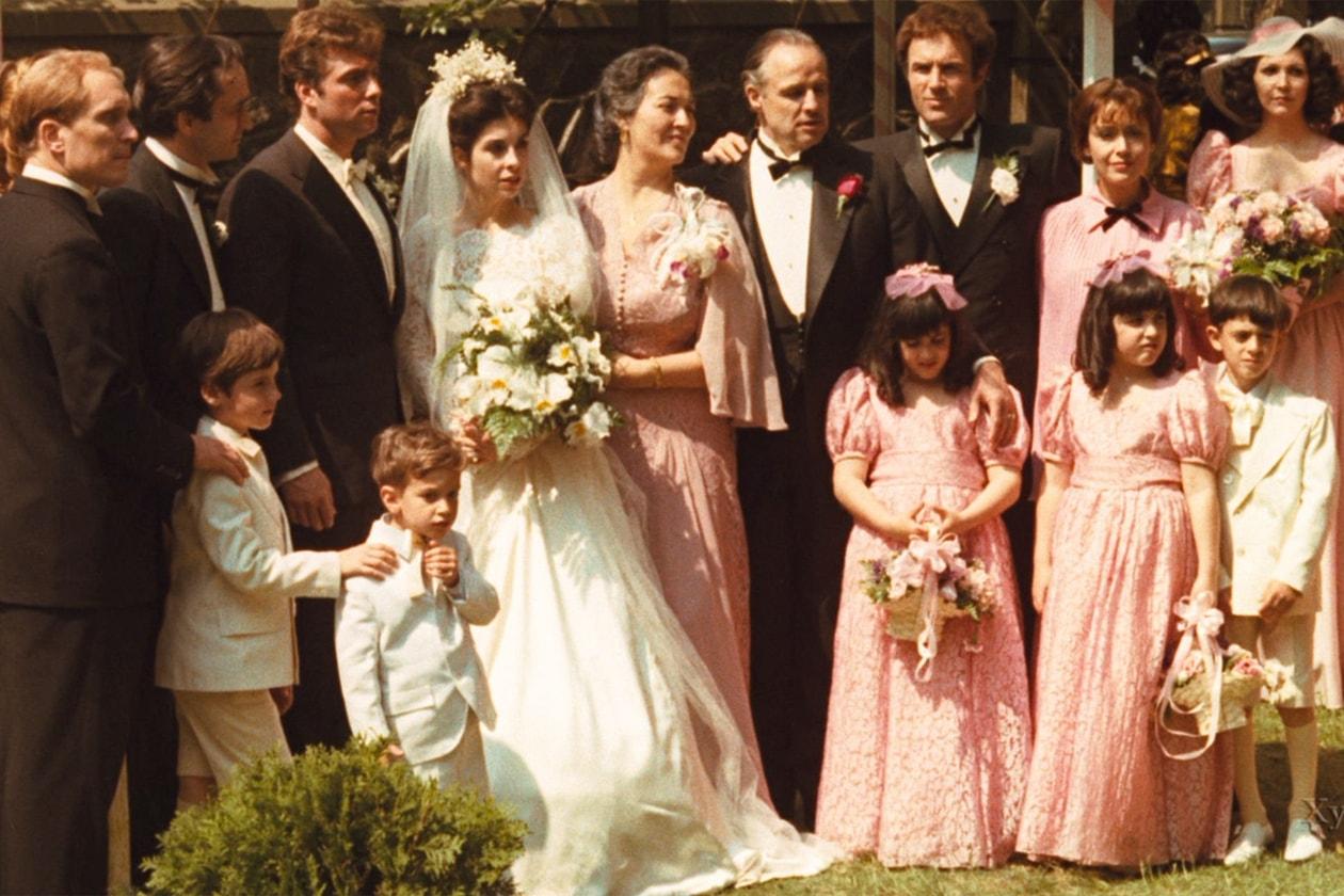 La famiglia del Padrino