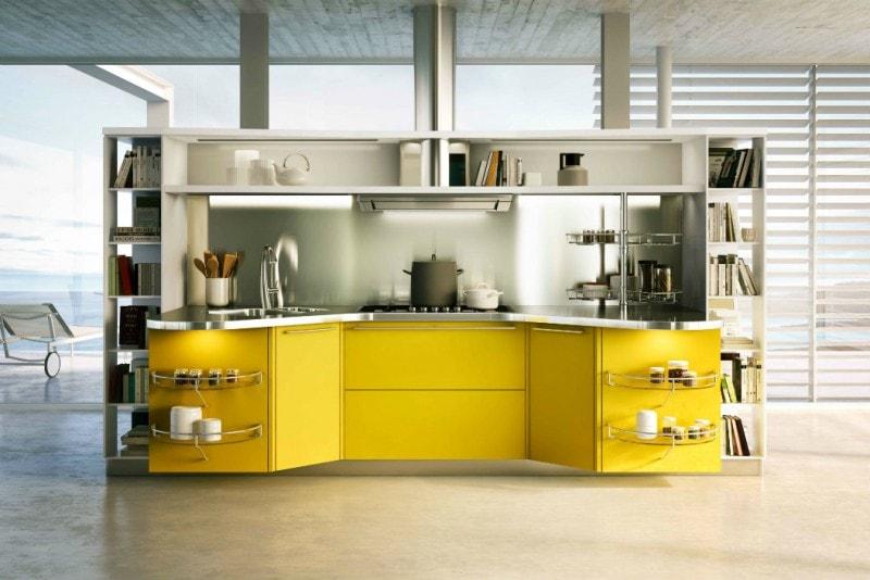 le cucine snaidero per il 2014