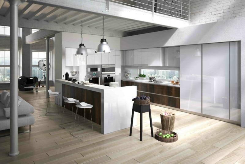 Snaidero le cucine moderne pi belle - Belle cucine moderne ...