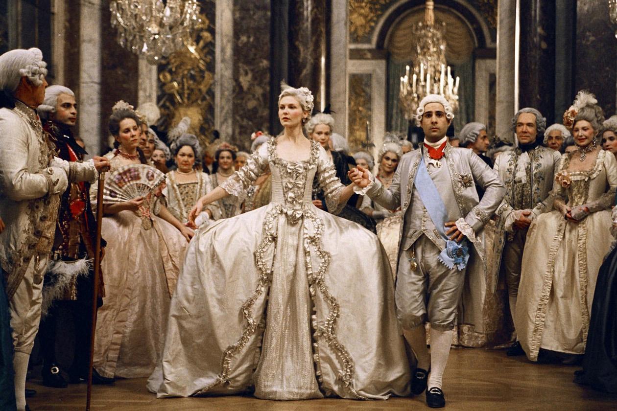 Marie Antoinette, questo sì che è un abito!