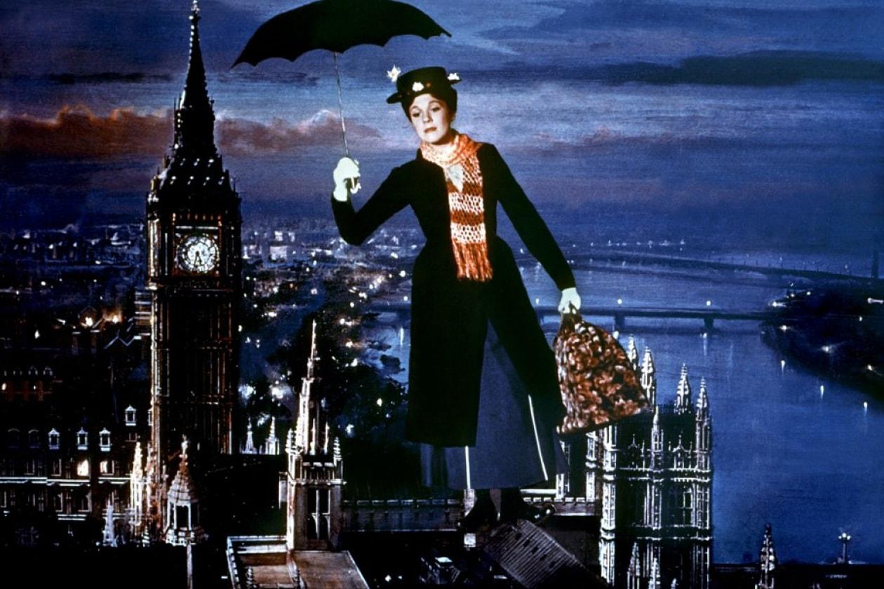 Mary Poppins, Disney