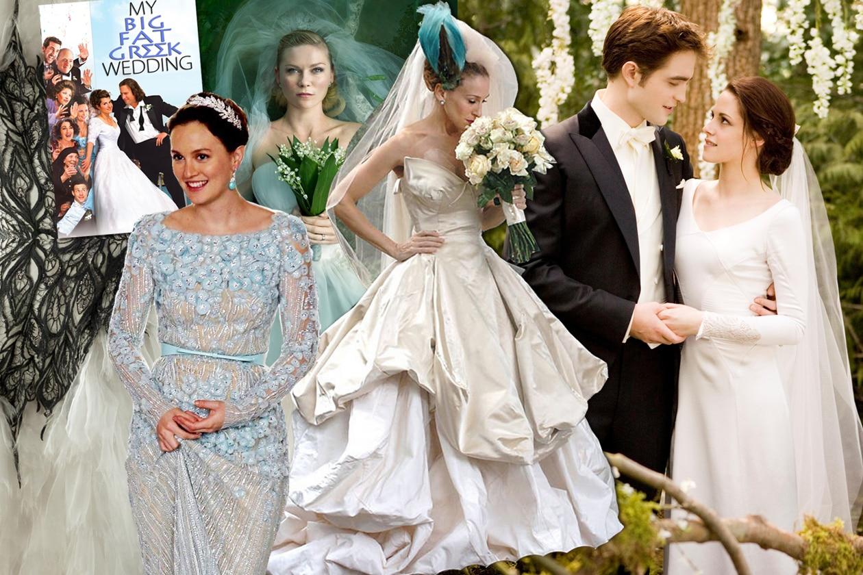 Matrimoni da film (e serie tv!)