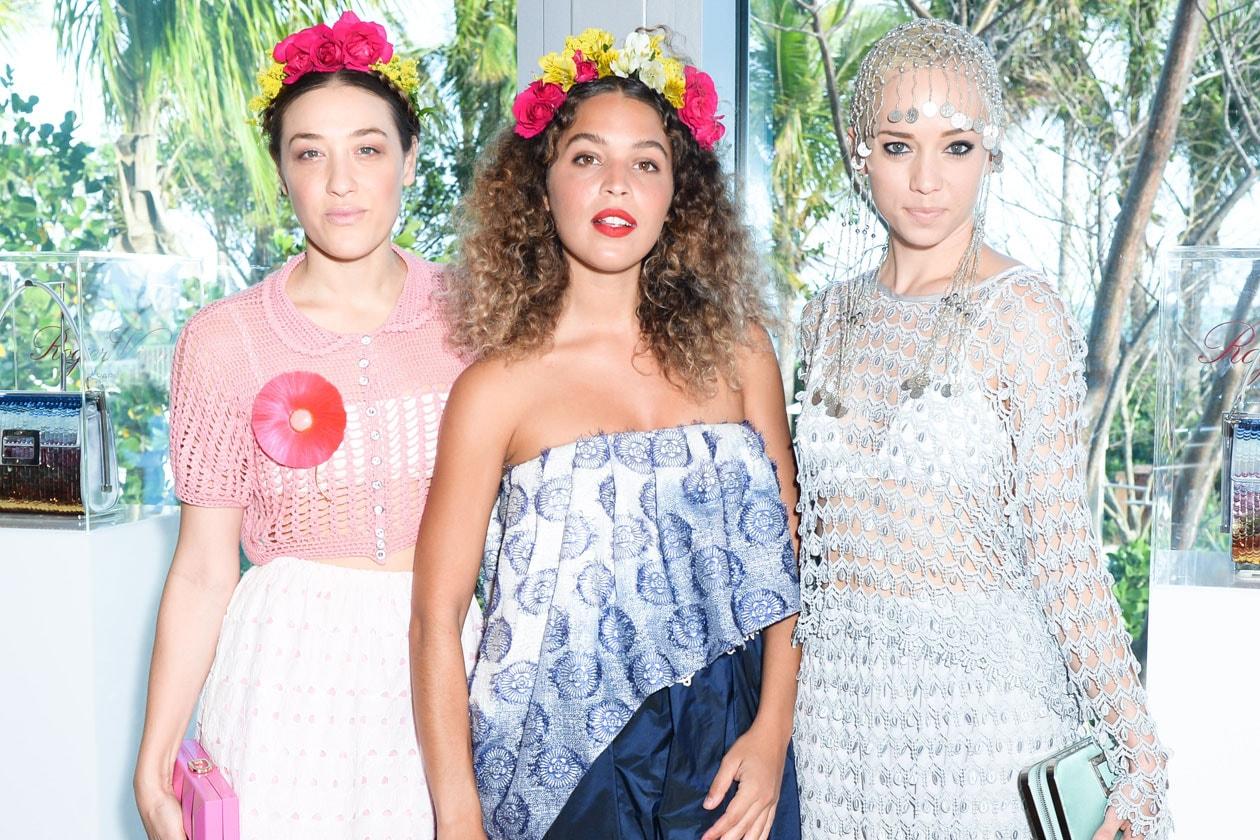 Mia Moretti, Cleo Wade, Margot