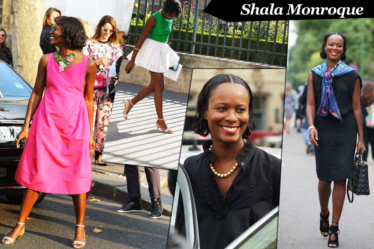 Shala Monroque: everlasting style
